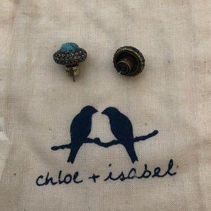 Chloe + Isabel Jewelry - C+I Turquoise Earrings NWOT